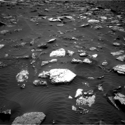 Nasa's Mars rover Curiosity acquired this image using its Right Navigation Camera on Sol 1659, at drive 294, site number 62