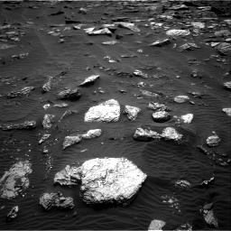 Nasa's Mars rover Curiosity acquired this image using its Right Navigation Camera on Sol 1659, at drive 300, site number 62