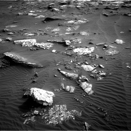 Nasa's Mars rover Curiosity acquired this image using its Right Navigation Camera on Sol 1659, at drive 366, site number 62