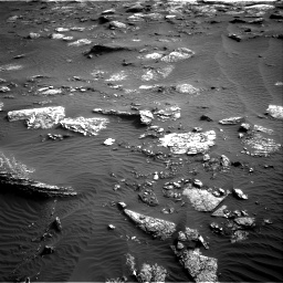Nasa's Mars rover Curiosity acquired this image using its Right Navigation Camera on Sol 1659, at drive 372, site number 62