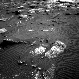Nasa's Mars rover Curiosity acquired this image using its Right Navigation Camera on Sol 1659, at drive 402, site number 62