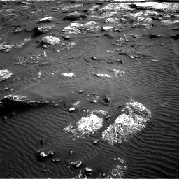 Nasa's Mars rover Curiosity acquired this image using its Right Navigation Camera on Sol 1659, at drive 408, site number 62