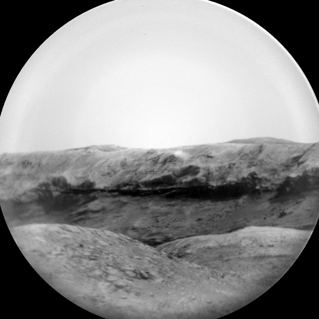Nasa's Mars rover Curiosity acquired this image using its Chemistry & Camera (ChemCam) on Sol 1661, at drive 444, site number 62