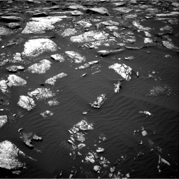 Nasa's Mars rover Curiosity acquired this image using its Right Navigation Camera on Sol 1662, at drive 456, site number 62