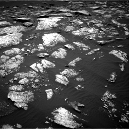 Nasa's Mars rover Curiosity acquired this image using its Right Navigation Camera on Sol 1662, at drive 462, site number 62