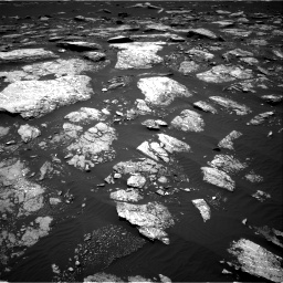 Nasa's Mars rover Curiosity acquired this image using its Right Navigation Camera on Sol 1662, at drive 468, site number 62