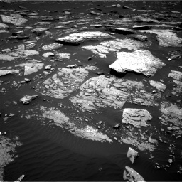 Nasa's Mars rover Curiosity acquired this image using its Right Navigation Camera on Sol 1662, at drive 486, site number 62