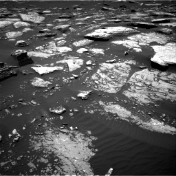 Nasa's Mars rover Curiosity acquired this image using its Right Navigation Camera on Sol 1662, at drive 492, site number 62