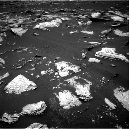 Nasa's Mars rover Curiosity acquired this image using its Right Navigation Camera on Sol 1662, at drive 552, site number 62