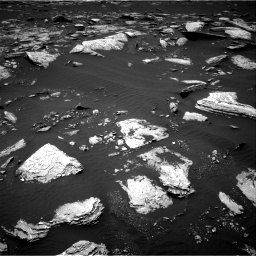 Nasa's Mars rover Curiosity acquired this image using its Right Navigation Camera on Sol 1662, at drive 558, site number 62