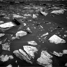 Nasa's Mars rover Curiosity acquired this image using its Right Navigation Camera on Sol 1662, at drive 570, site number 62