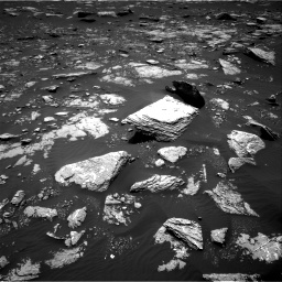 Nasa's Mars rover Curiosity acquired this image using its Right Navigation Camera on Sol 1662, at drive 582, site number 62