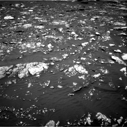 Nasa's Mars rover Curiosity acquired this image using its Right Navigation Camera on Sol 1662, at drive 606, site number 62