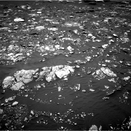 Nasa's Mars rover Curiosity acquired this image using its Right Navigation Camera on Sol 1662, at drive 612, site number 62