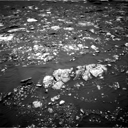 Nasa's Mars rover Curiosity acquired this image using its Right Navigation Camera on Sol 1662, at drive 630, site number 62