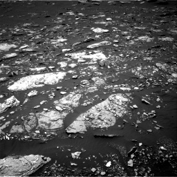 Nasa's Mars rover Curiosity acquired this image using its Right Navigation Camera on Sol 1662, at drive 648, site number 62
