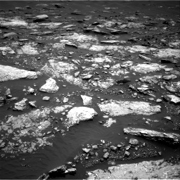 Nasa's Mars rover Curiosity acquired this image using its Right Navigation Camera on Sol 1664, at drive 684, site number 62