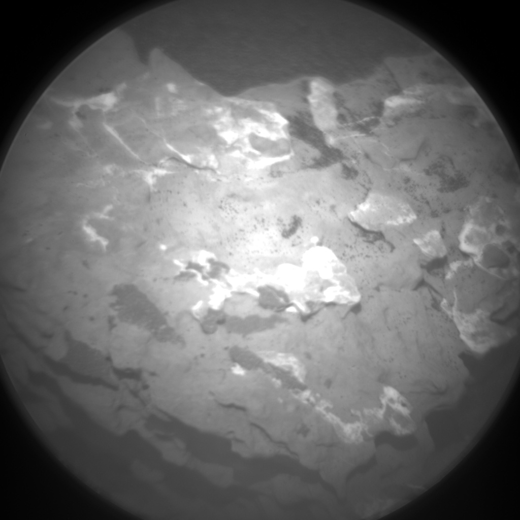 Nasa's Mars rover Curiosity acquired this image using its Chemistry & Camera (ChemCam) on Sol 1665, at drive 690, site number 62