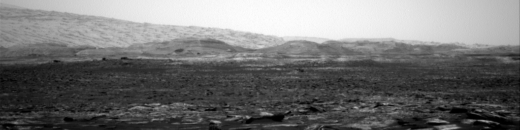 Nasa's Mars rover Curiosity acquired this image using its Right Navigation Camera on Sol 1665, at drive 690, site number 62