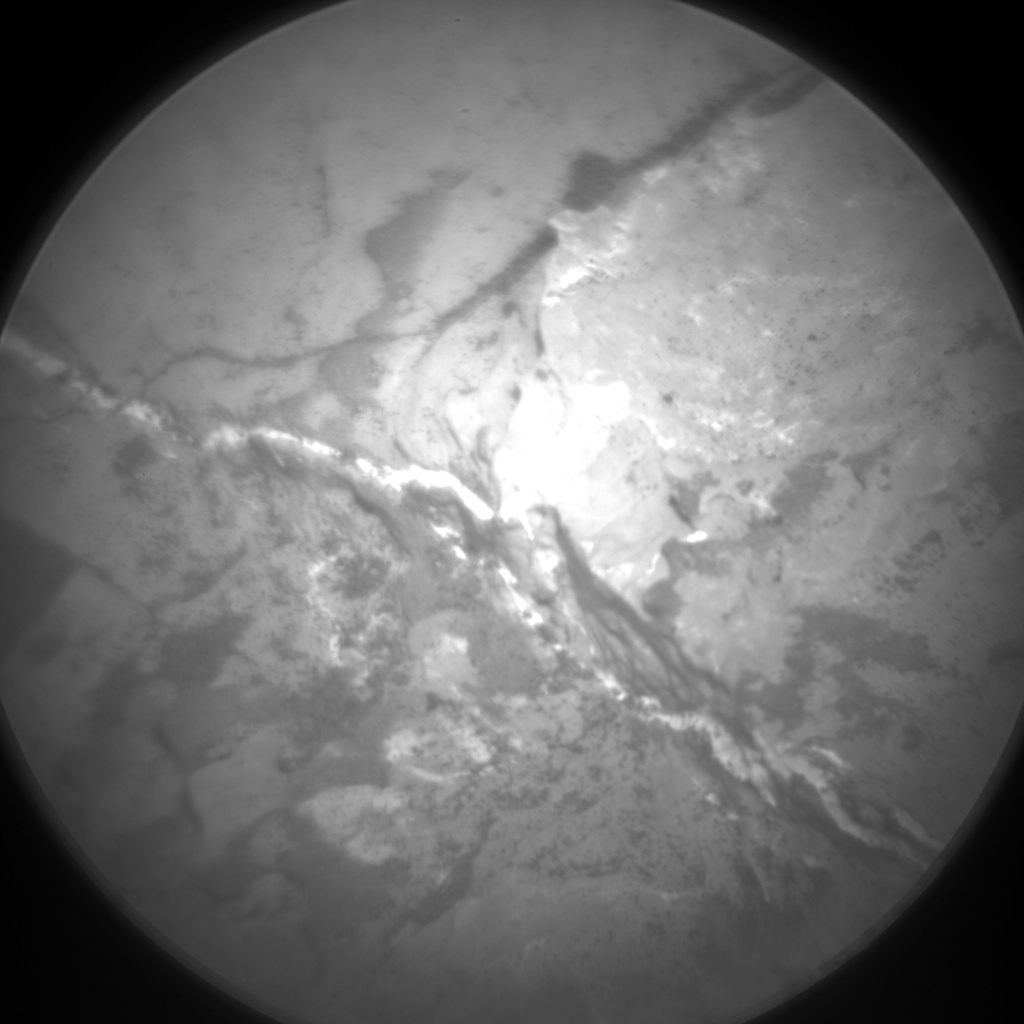 Nasa's Mars rover Curiosity acquired this image using its Chemistry & Camera (ChemCam) on Sol 1666, at drive 690, site number 62