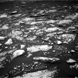 Nasa's Mars rover Curiosity acquired this image using its Right Navigation Camera on Sol 1666, at drive 696, site number 62