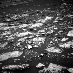 Nasa's Mars rover Curiosity acquired this image using its Right Navigation Camera on Sol 1666, at drive 714, site number 62