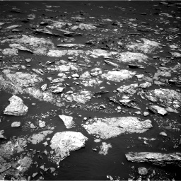 Nasa's Mars rover Curiosity acquired this image using its Right Navigation Camera on Sol 1666, at drive 726, site number 62