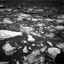 Nasa's Mars rover Curiosity acquired this image using its Right Navigation Camera on Sol 1666, at drive 732, site number 62