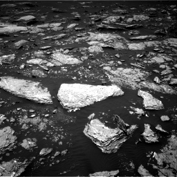 Nasa's Mars rover Curiosity acquired this image using its Right Navigation Camera on Sol 1666, at drive 738, site number 62