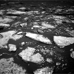 Nasa's Mars rover Curiosity acquired this image using its Right Navigation Camera on Sol 1666, at drive 744, site number 62