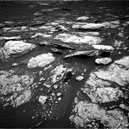 Nasa's Mars rover Curiosity acquired this image using its Right Navigation Camera on Sol 1666, at drive 768, site number 62
