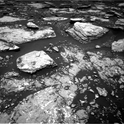Nasa's Mars rover Curiosity acquired this image using its Right Navigation Camera on Sol 1666, at drive 780, site number 62