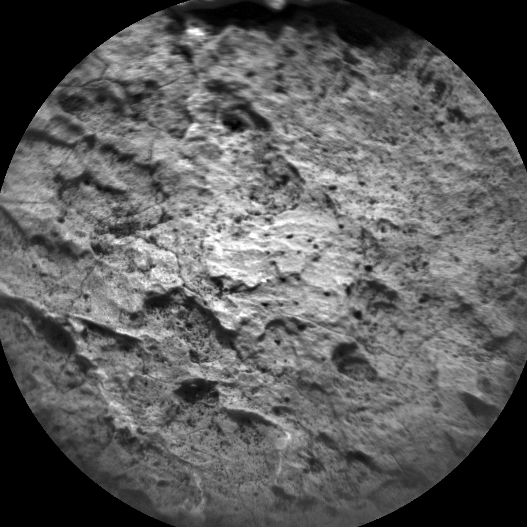 Nasa's Mars rover Curiosity acquired this image using its Chemistry & Camera (ChemCam) on Sol 1666, at drive 786, site number 62
