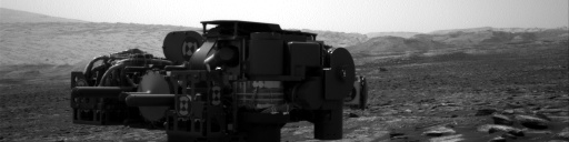 Nasa's Mars rover Curiosity acquired this image using its Right Navigation Camera on Sol 1667, at drive 786, site number 62