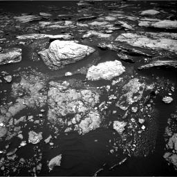 Nasa's Mars rover Curiosity acquired this image using its Right Navigation Camera on Sol 1669, at drive 798, site number 62
