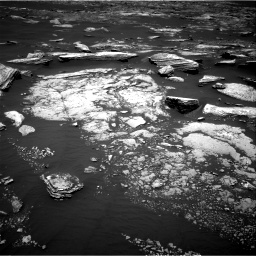 Nasa's Mars rover Curiosity acquired this image using its Right Navigation Camera on Sol 1669, at drive 864, site number 62