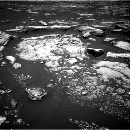 Nasa's Mars rover Curiosity acquired this image using its Right Navigation Camera on Sol 1669, at drive 870, site number 62