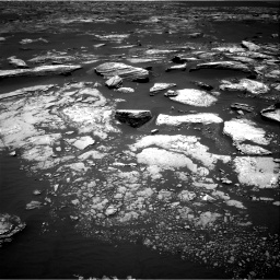 Nasa's Mars rover Curiosity acquired this image using its Right Navigation Camera on Sol 1669, at drive 876, site number 62