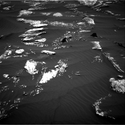 Nasa's Mars rover Curiosity acquired this image using its Right Navigation Camera on Sol 1669, at drive 900, site number 62