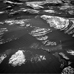 Nasa's Mars rover Curiosity acquired this image using its Right Navigation Camera on Sol 1669, at drive 948, site number 62