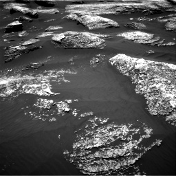 Nasa's Mars rover Curiosity acquired this image using its Right Navigation Camera on Sol 1669, at drive 960, site number 62