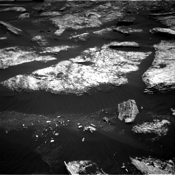 Nasa's Mars rover Curiosity acquired this image using its Right Navigation Camera on Sol 1669, at drive 1008, site number 62