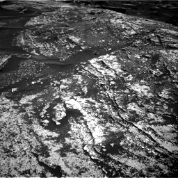 Nasa's Mars rover Curiosity acquired this image using its Right Navigation Camera on Sol 1669, at drive 1056, site number 62