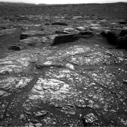 Nasa's Mars rover Curiosity acquired this image using its Right Navigation Camera on Sol 1671, at drive 1086, site number 62