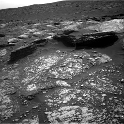 Nasa's Mars rover Curiosity acquired this image using its Right Navigation Camera on Sol 1671, at drive 1116, site number 62