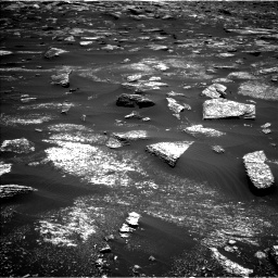 Nasa's Mars rover Curiosity acquired this image using its Left Navigation Camera on Sol 1672, at drive 1146, site number 62