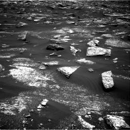 Nasa's Mars rover Curiosity acquired this image using its Right Navigation Camera on Sol 1672, at drive 1146, site number 62