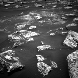 Nasa's Mars rover Curiosity acquired this image using its Right Navigation Camera on Sol 1672, at drive 1182, site number 62