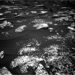 Nasa's Mars rover Curiosity acquired this image using its Right Navigation Camera on Sol 1672, at drive 1224, site number 62