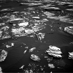 Nasa's Mars rover Curiosity acquired this image using its Right Navigation Camera on Sol 1672, at drive 1260, site number 62